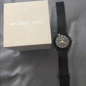Michael Kors- Slim Runway Watch